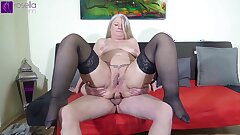 A Black and a White Cock porked my asshole hard!