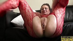 Facefucked mature Britt whore analy wrecked