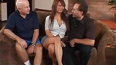 Multiracial Swinger Action With Chinese MILF