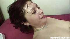 Stepson Having An Affair With His Red-haired Stepmom
