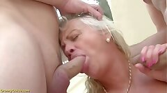 our extreme sexy moms very first dp