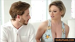 Hookup with son-in-law
