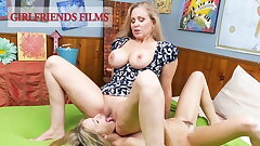 GirlfriendsFilms - Julia Ann Might Like Girls After All