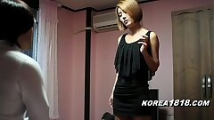 KOREA1818.COM - Wondrous Korean Babe Fucks Ugly Nerd