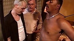 Husband and Wife Get Involved With Interracial Swinging