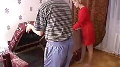 Russian mature mommy and a friend of her son! Amateur! - wetxxxgirls.com