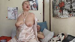 WOMEN POWER, or Adult games of hot mature duo from Russia