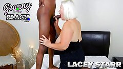 GRANNYLOVESBLACK - You Can't Go Wrong With Big Ebony Dong